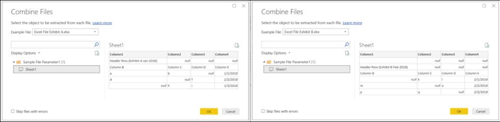 Dual Combine Files