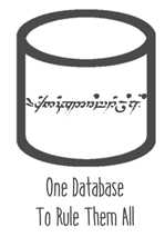 Enterprise Data Warehouse:  One Database to Rule Them All (and in the Darkness Bind Them)