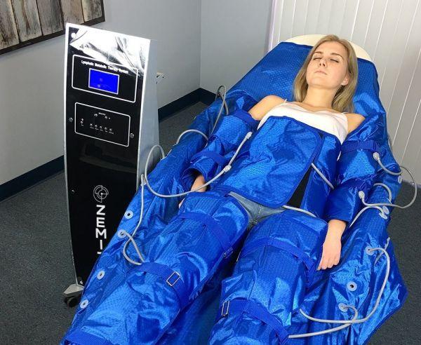 lymphatic drainage massage, Pressotherapy, Pressotherapy Compression Massage in Toronto, Etobicoke