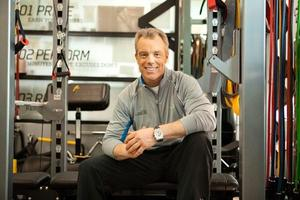 Gunnar Peterson / Personal Trainer, CSCS/CPT