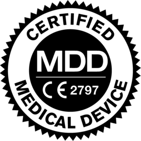 Power Plate is MDD Certified Medical device.