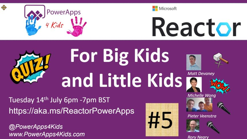 PowerApps4Kids5