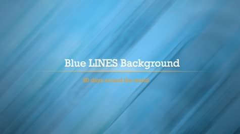 Blurry Blue Lines PowerPoint Background 1 Blue PowerPoint Backgrounds