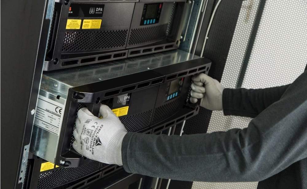Transformer-Less 50kW UPS Modules Achieve 97.6% Efficiency