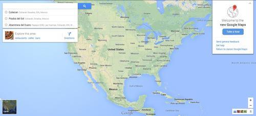 Nuevos Google Maps