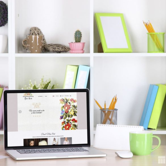 Web Design Bucuresti - Flori de Ie (florideie.ro)