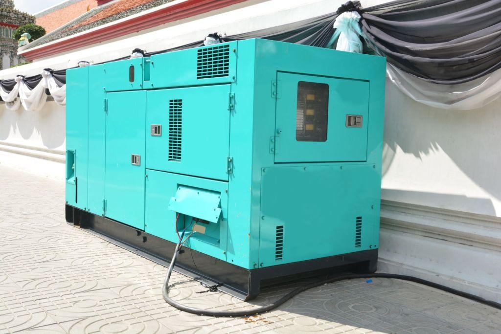 teal generator