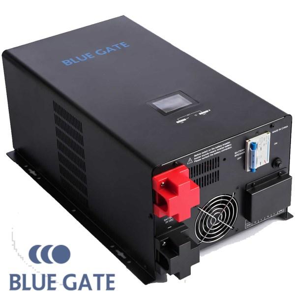 Bluegate 3 5kva-24v Inverter
