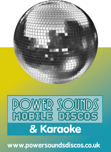 POWER SOUNDS DISCO AND KARAOKE HIRE IN DARTFORD NEAR BEXLEY IN KENT3