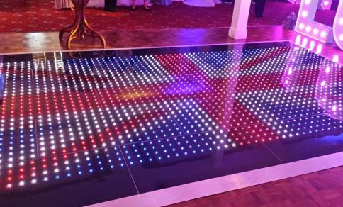 LED Dance Floor Hire Dartford