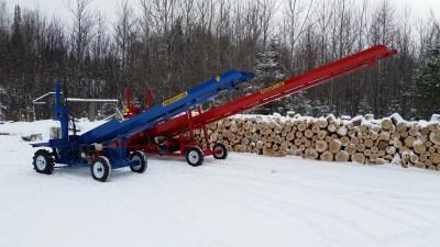 %name Overview Gallery, Firewood Splitter, Log Lift