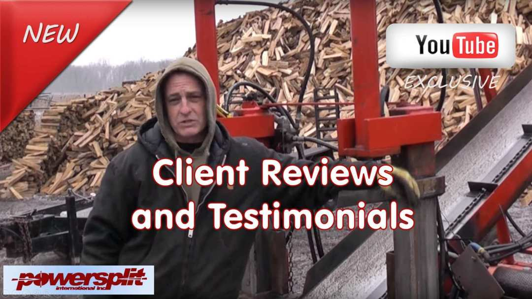 River Valley firewood Gurnee Illinois How to considerably increase your wood splitting revenue