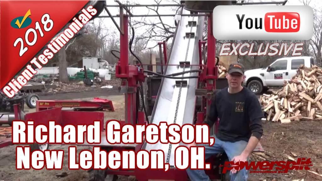 Richard Garetson New Lebanon, OH.