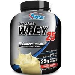 אבקת חלבון 25 גרם 2.27 קילו Ansi