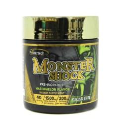 מונסטר שוק חומצות אמינו  Monster Shock