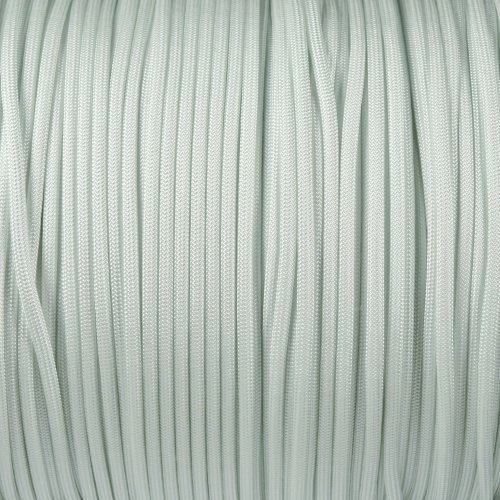 1000-Foot-Spool-White-Parachute-Cord-7-Strand-Core-550-Cord-0-1