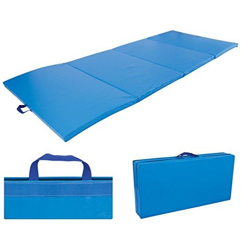 4x10x2-Gymnastics-Gym-Folding-Exercise-Aerobics-Mats-Stretching-Yoga-Mat-0