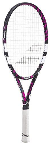 BABOLAT-Pure-Drive-25-Junior-Tennis-Racquet-Pink-0
