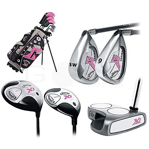 Callaway-XJ-Junior-11-Piece-Girls-Golf-Club-Set-9-12-Years-Old-Left-Hand-0-1
