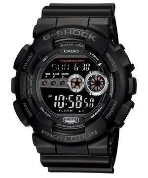 Casio-Mens-GD100-1BCR-G-Shock-X-Large-Black-Multi-Functional-Digital-Sport-Watch-0