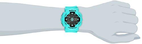 Casio-Womens-BA-111-3ACR-Baby-G-Analog-Digital-Display-Quartz-Green-Watch-0-0