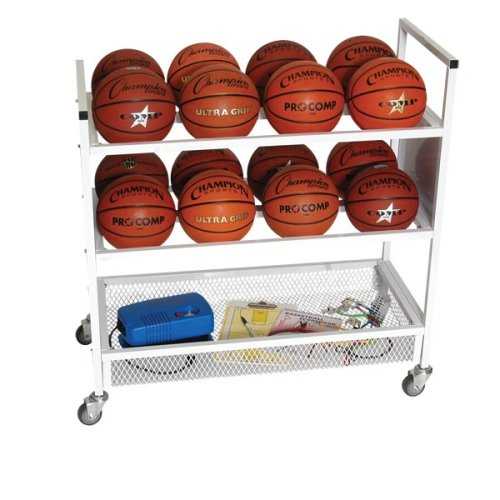 Champion-Sport-Double-Wide-Ball-Cart-White-0
