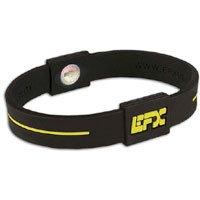 EFX-Silicone-Sport-Wristband-BlackYellow-7-Inch-0