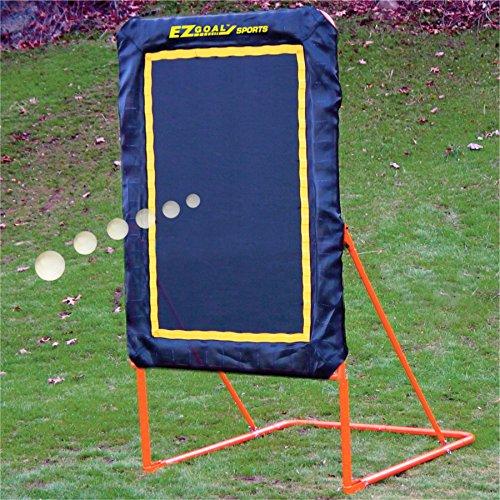 EZ-Goal-Professional-Folding-Lacrosse-Throwback-Rebounder-8-Feet-0-1