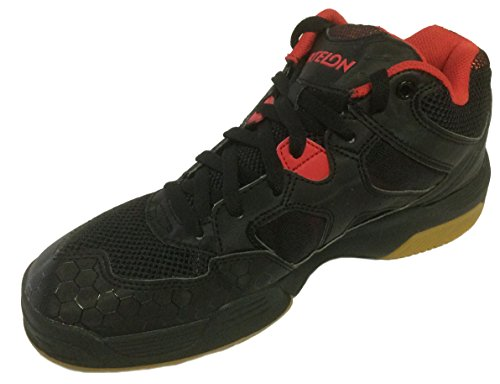 Ektelon-Mens-NFS-Attack-Synthethic-Mid-Racquetball-Shoes-0