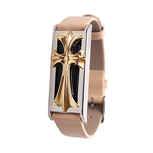 Eway-Cross-Zine-Alloy-Pendent-Bracelet-Strap-with-Anti-lost-Watchband-style-Closure-for-Fitbit-Flex-Wireless-Activity-and-Sleep-Wristband-0