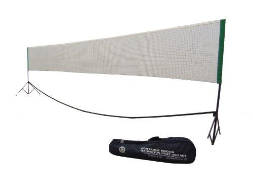 Genji-Sports-Portable-Indoor-Badminton-Outdoor-Post-and-Net-Set-0