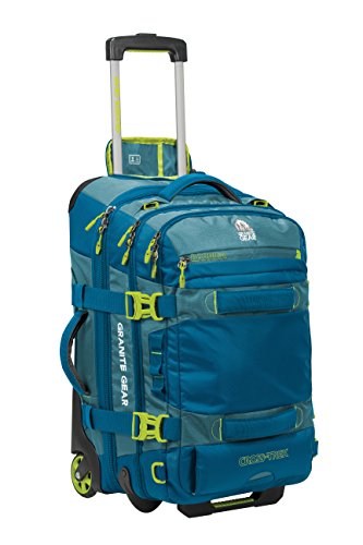 Granite-Gear-Cross-Trek-22-Wheeled-Carry-On-Duffel-0