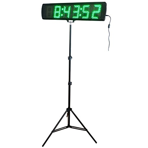 Green-Color-Portable-5-Inch-LED-Race-Timing-Clock-for-Running-Events-LED-Countdownup-Timer-0