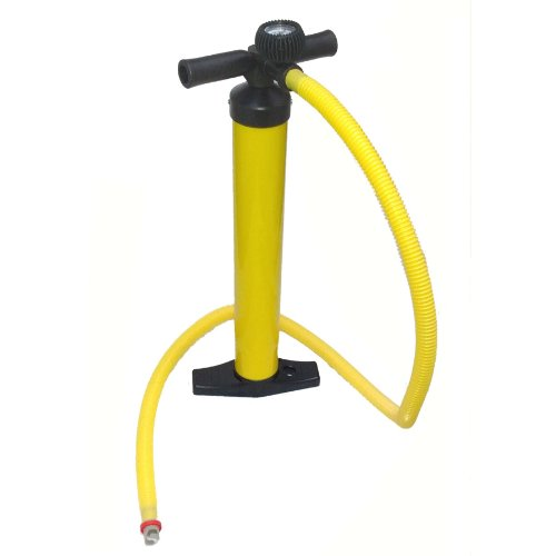 Hand-pump-for-inflatable-SUP-10-27-psi-stand-up-paddleboard-ultra-high-pressure-Heavy-Duty-Easy-Inflate-Includes-Pressure-Gauge-Fitting-0
