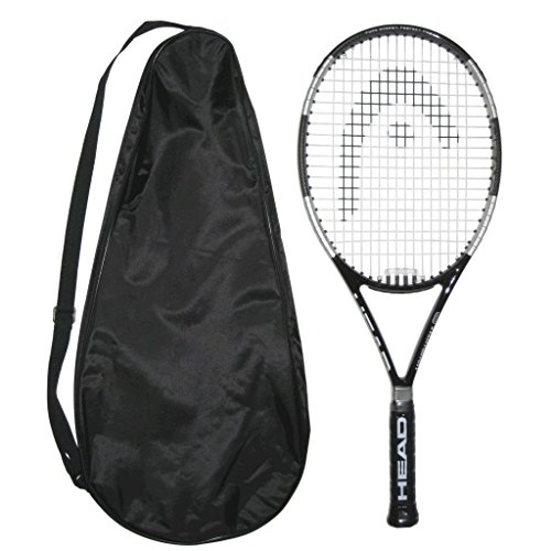 Head-LiquidMetal-8-Tennis-Racquet-STRUNG-with-COVER-0