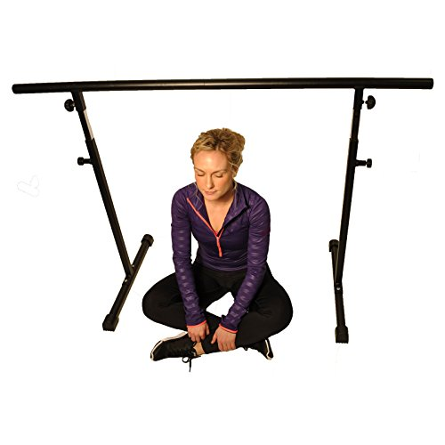 Health-Mark-Freestanding-Balance-Barre-with-Travel-Bag-0-1