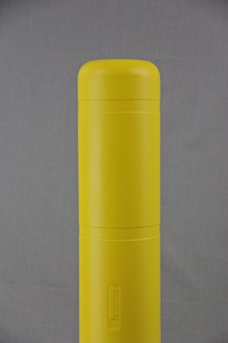 Innoplast-7-x-52-71-ID-Bollard-Cover-Yellow-with-No-Reflective-0