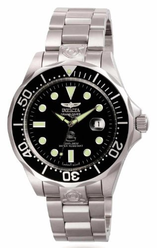 Invicta-Mens-3044-Stainless-Steel-Grand-Diver-Automatic-Watch-0