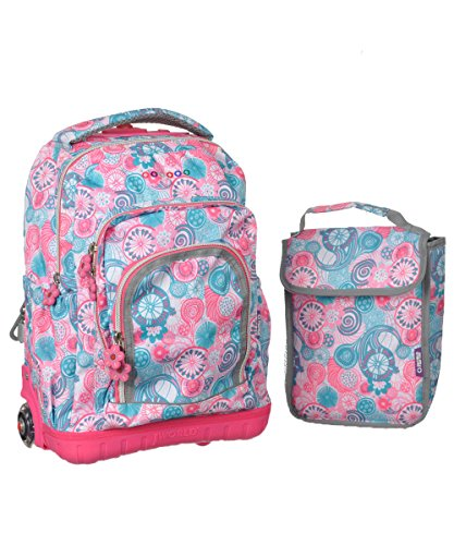 J-World-New-York-Lollipop-Kids-Rolling-Backpack-with-Lunch-Bag-0