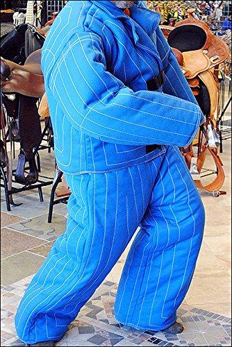 Large-Body-Protection-Police-Dog-Training-Bite-Suit-Jacket-Paint-K-9-Schutzhund-0-1