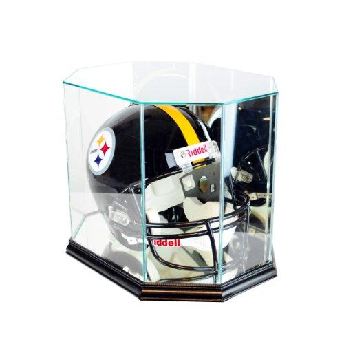 NFL-Octagon-Full-Size-Football-Helmet-Glass-Display-Case-0-0
