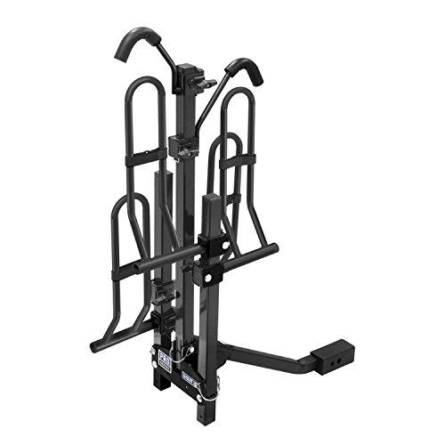 Pro-Series-63134-Q-Slot-2-Black-2-Bike-Hitch-Mounted-Bike-Carrier-0-0