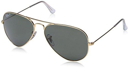 Ray-Ban-Mens-RB3025-Aviator-Large-Metal-Aviator-Sunglasses-0