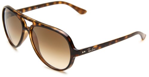 Ray-Ban-RB4125-Cats-5000-Oversized-Sunglasses-0
