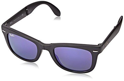 Ray-Ban-Unisex-RB4105-Folding-Wayfarer-Sunglasses-0