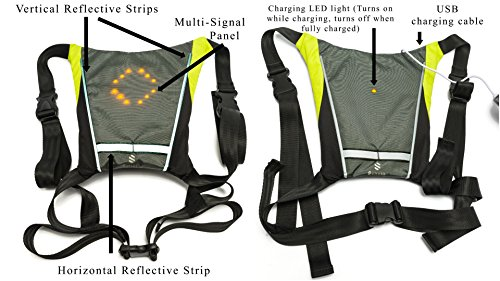Rechargeable-LED-Multi-Signal-Reflective-Vest-by-Soltekk-USB-Rechargeable-signal-LED-safety-lights-for-biking-or-motorcycling-0-1