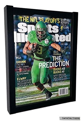 Sports-Illustrated-July-1994-and-Newer-Magazine-Display-Frame-Lot-of-3-by-GameDay-Display-0-0