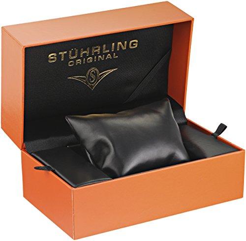 Stuhrling-Original-Mens-39533B11-Aquadiver-Regatta-Analog-Swiss-Quartz-Stainless-Steel-Link-Bracelet-Watch-0-1