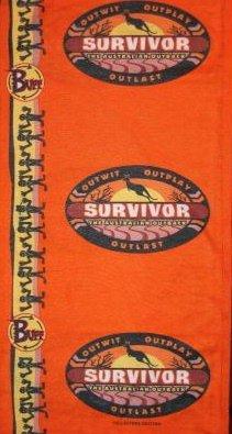 Survivor-TV-Australian-Outback-Orange-Barramundi-Tribe-Buff-0