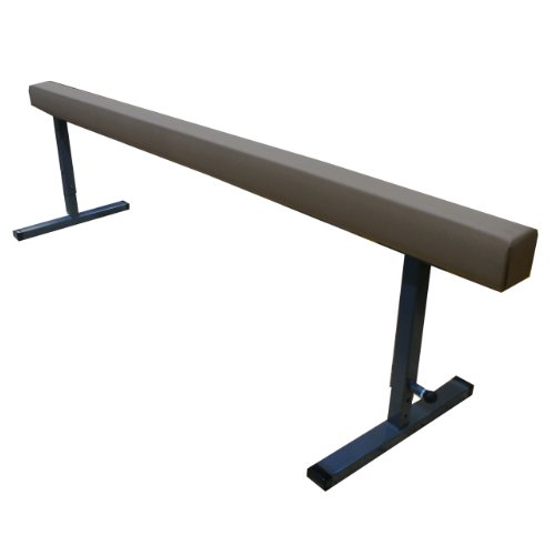 The-Beam-Store-Adjustable-Height-8-Feet-Tan-Suede-Balance-Beam-30-Inch-0
